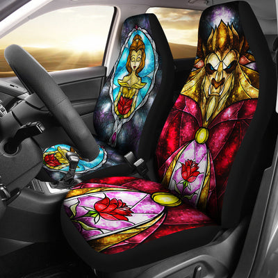 Beauty And The Beast 2019 Car Seat Covers