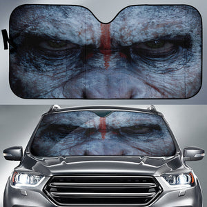 Dawn Of The Planet Of The Apes Auto Sun Shades
