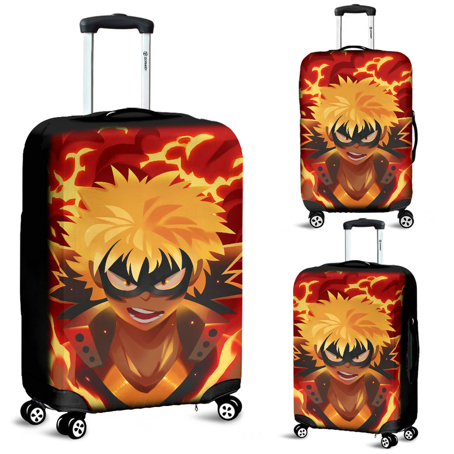 Declan Luke Bakugou Luggage Covers