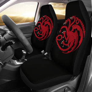 Targaryen 2019 Car Seat Covers