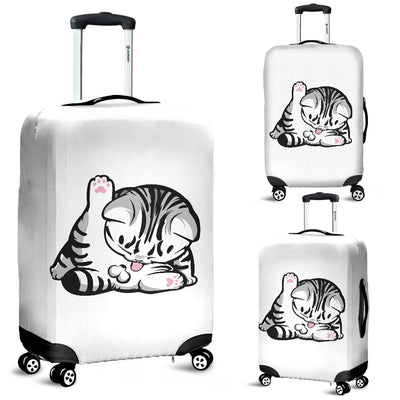 Cat Luggage Covers