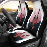 Zero Two Darling In The Franxx Car Seat Covers