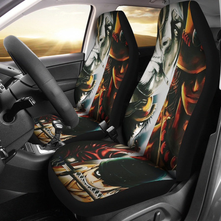 One Peace Anime Seat Cover