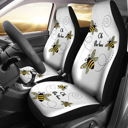 Bee Car Seat Covers 1