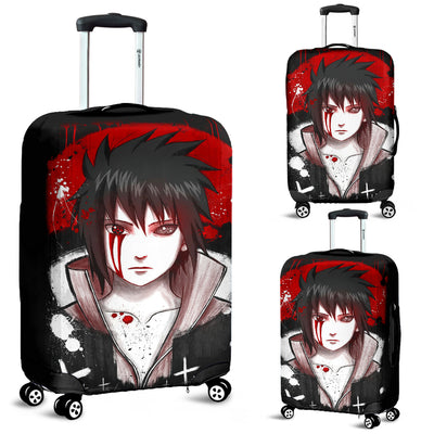 Uchiha Sasuke Luggage Covers