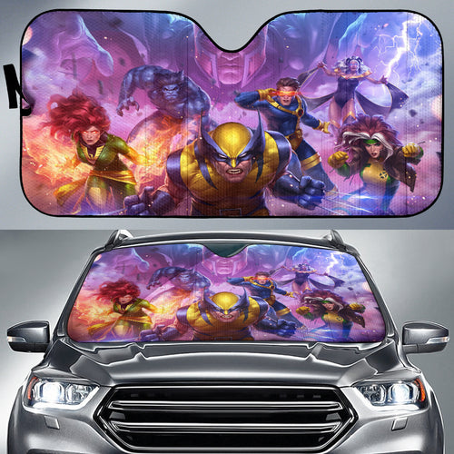 X-Men Car Sun Shades