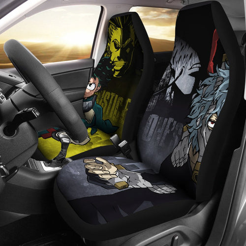 My Hero Academia Car Seat Covers