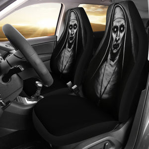 Valak Car Seat Covers