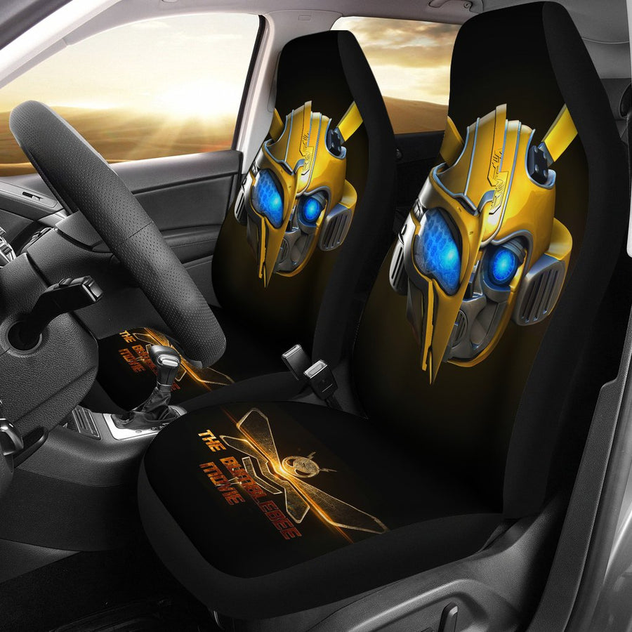Bumblebee Seat Covers