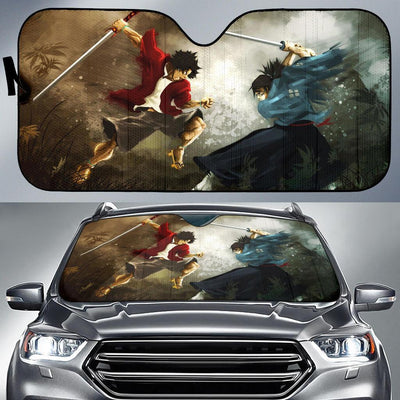 Anime Samurai Champloo Fight Sunshade