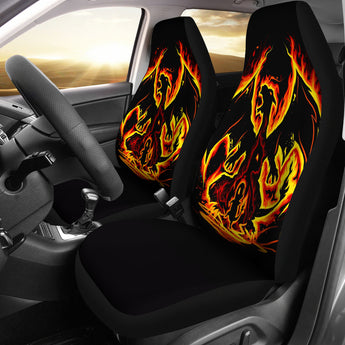 Charizard Car Seat Covers