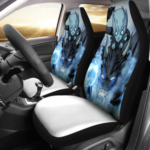 Night King Ice Dragon Car Seat Covers