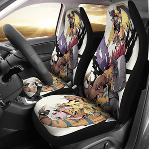 Wargreymon Evolution Car Seat Covers