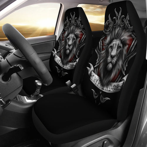 Gryffindor Car Seat Covers