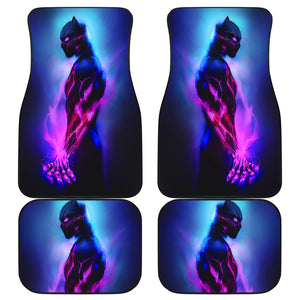 Black Panther Car Mats 1