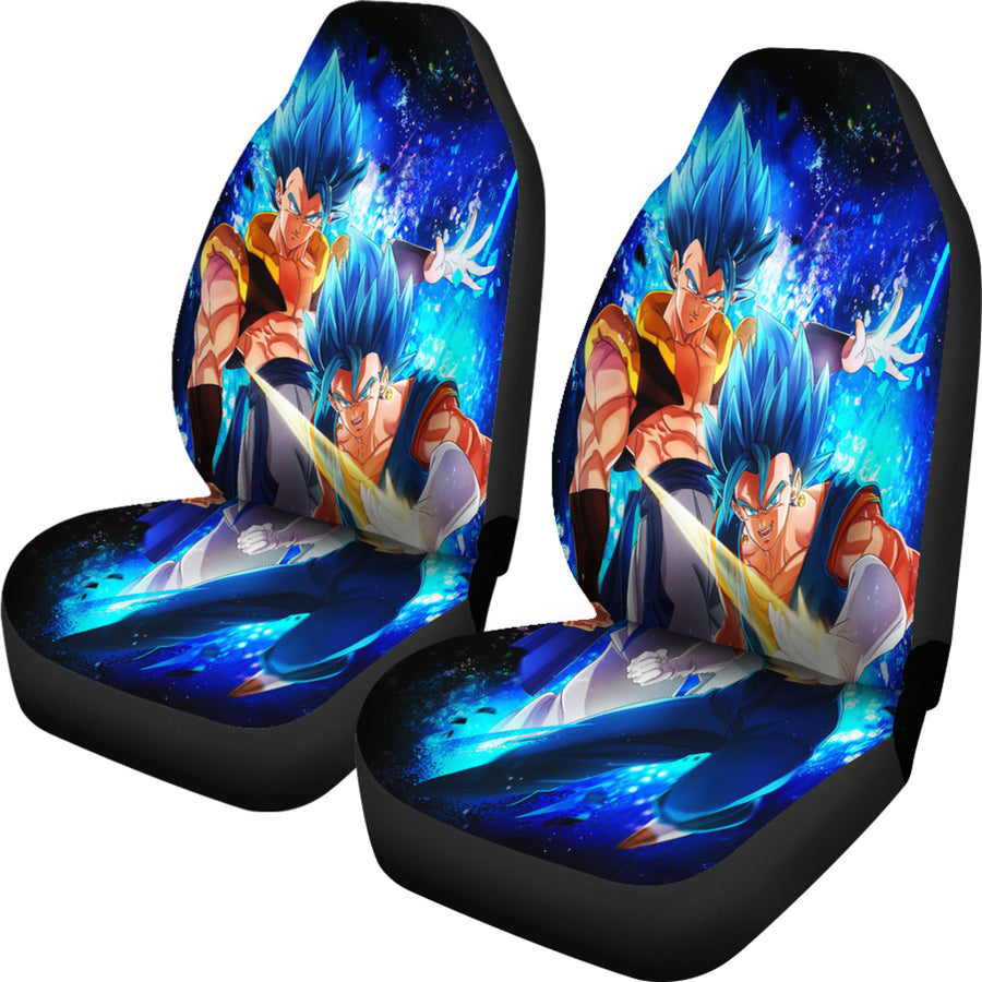 Vegito Gogeta Blue 2019 Car Seat Covers