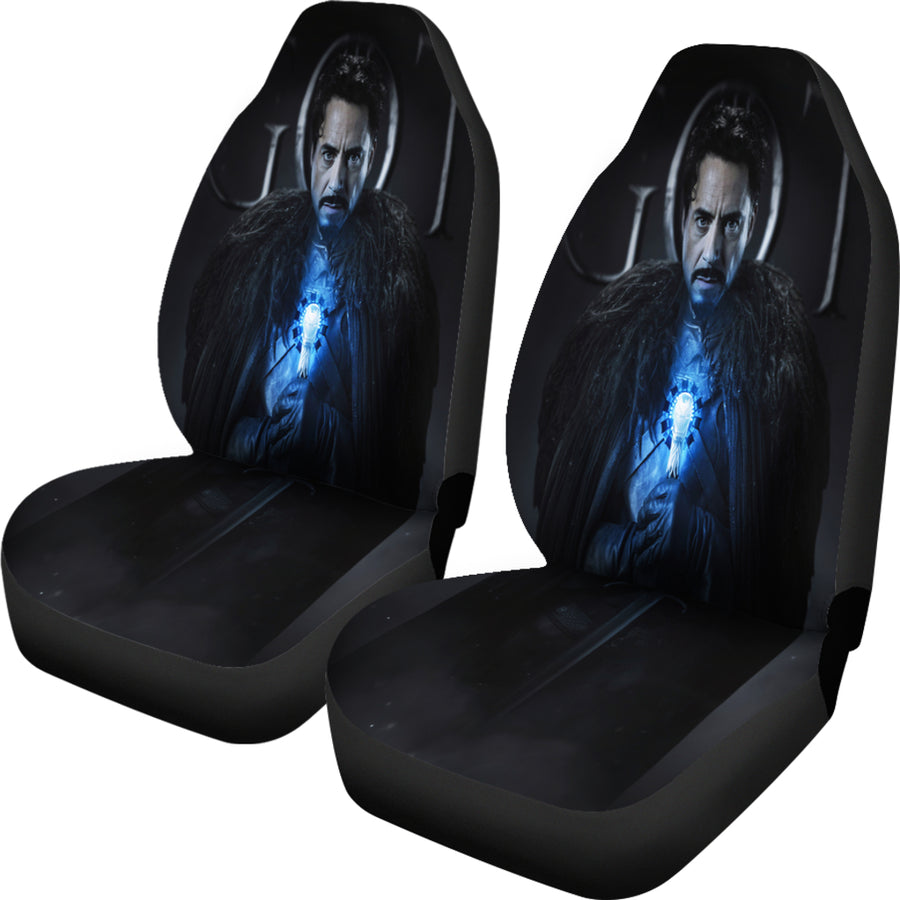 Avengers X Game Of Thrones Car Seat Covers