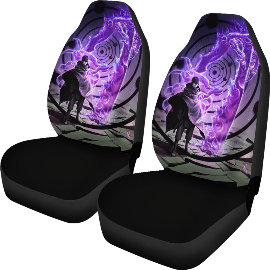 Sasuke Rinnegan Susanoo Car Seat Covers