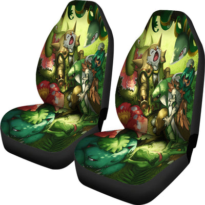 pokemon-grass-2020-car-seat-covers