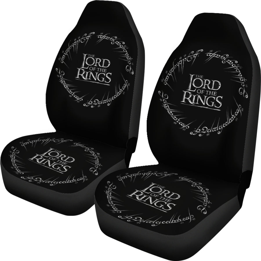 Lord Of The Rings Seat Covers