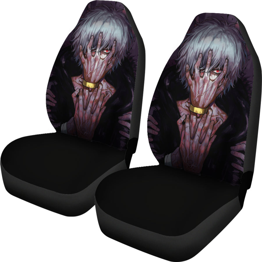 Shigaraki Tomura Car Seat Covers - Amazing Best Gift Idea