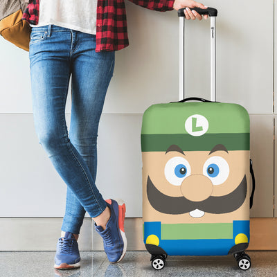 Mario Luggage Covers 1