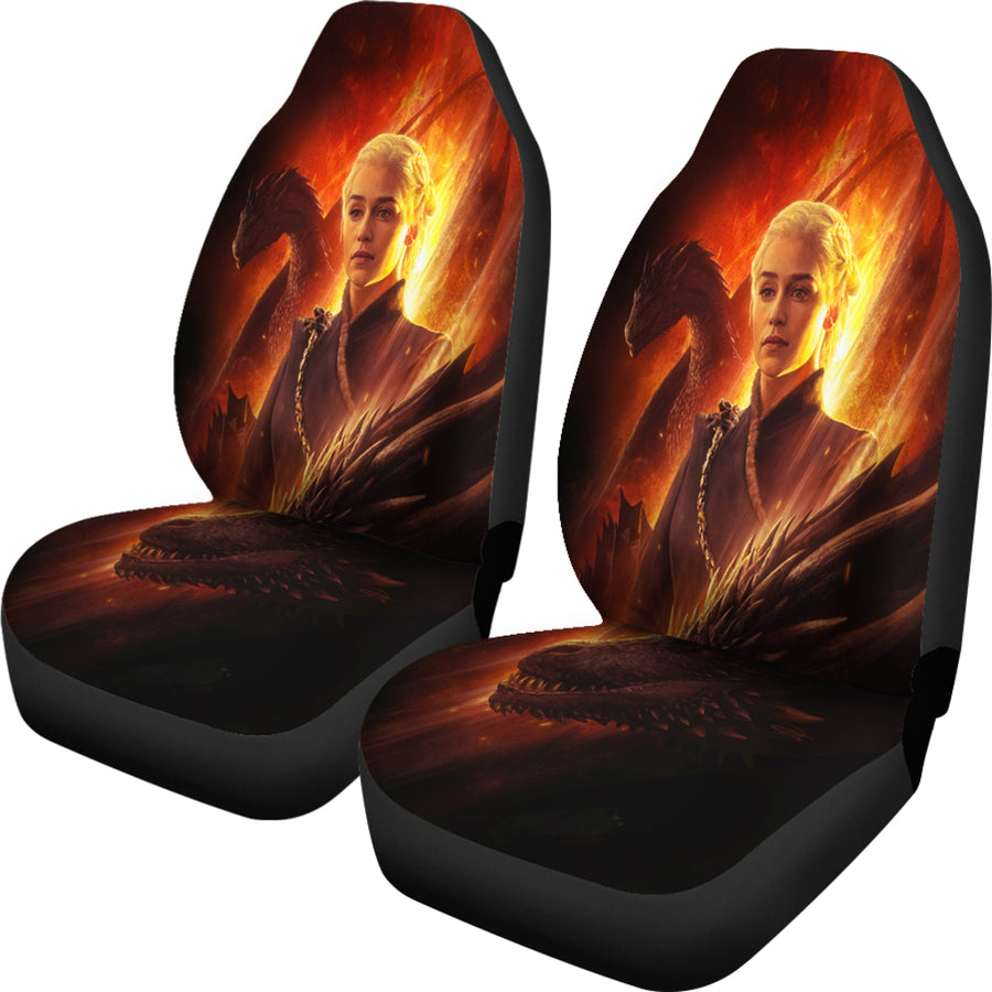 Mother Of Dragon Car Seat Covers