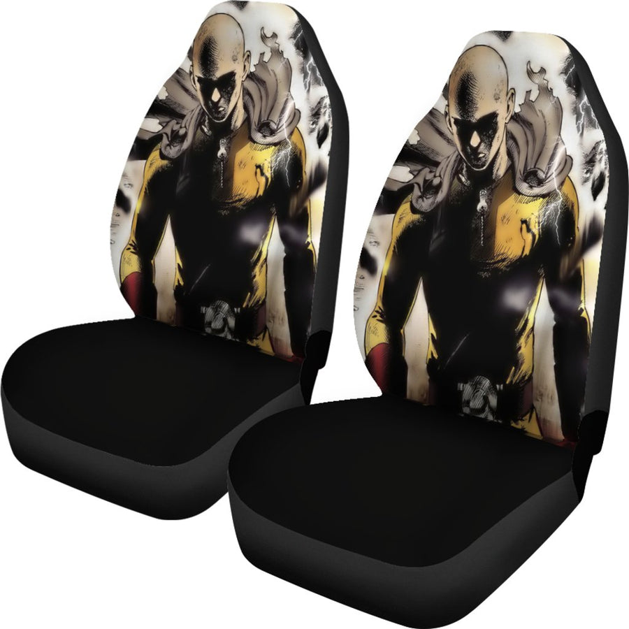 One Punch Man Seat Covers