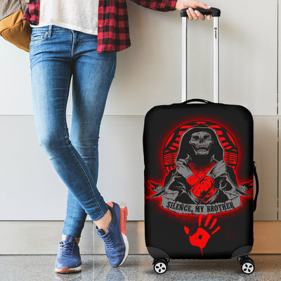 The Dark Brotherhood Elder Scrolls Luggage Covers