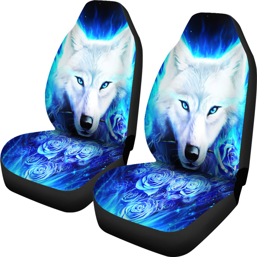 Wolf Car Seat Covers 3 - Amazing Best Gift Idea