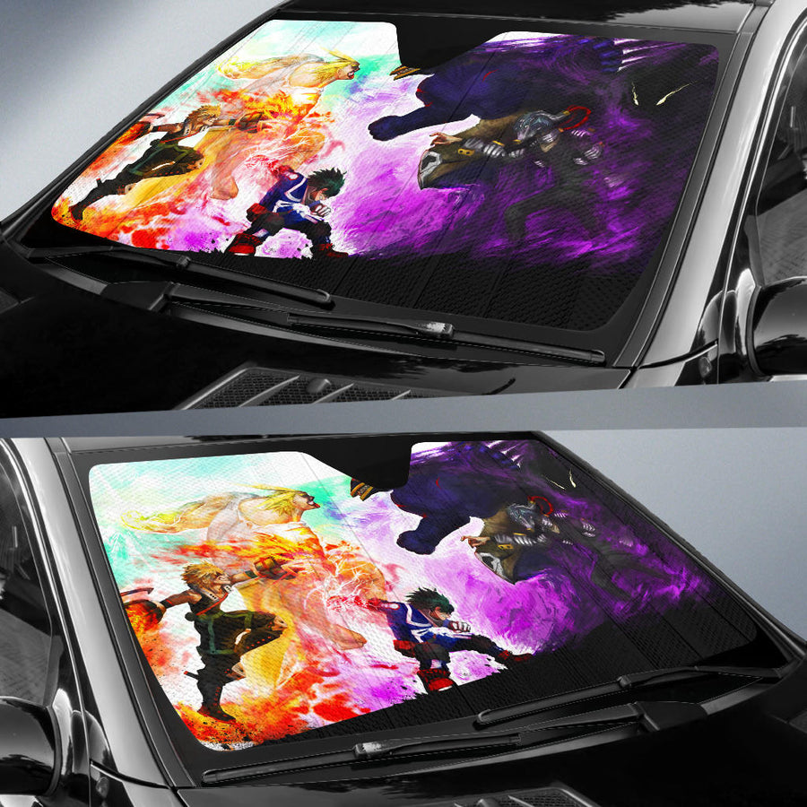 Boku No Heroes Heroes Vs Villains Sun Shade