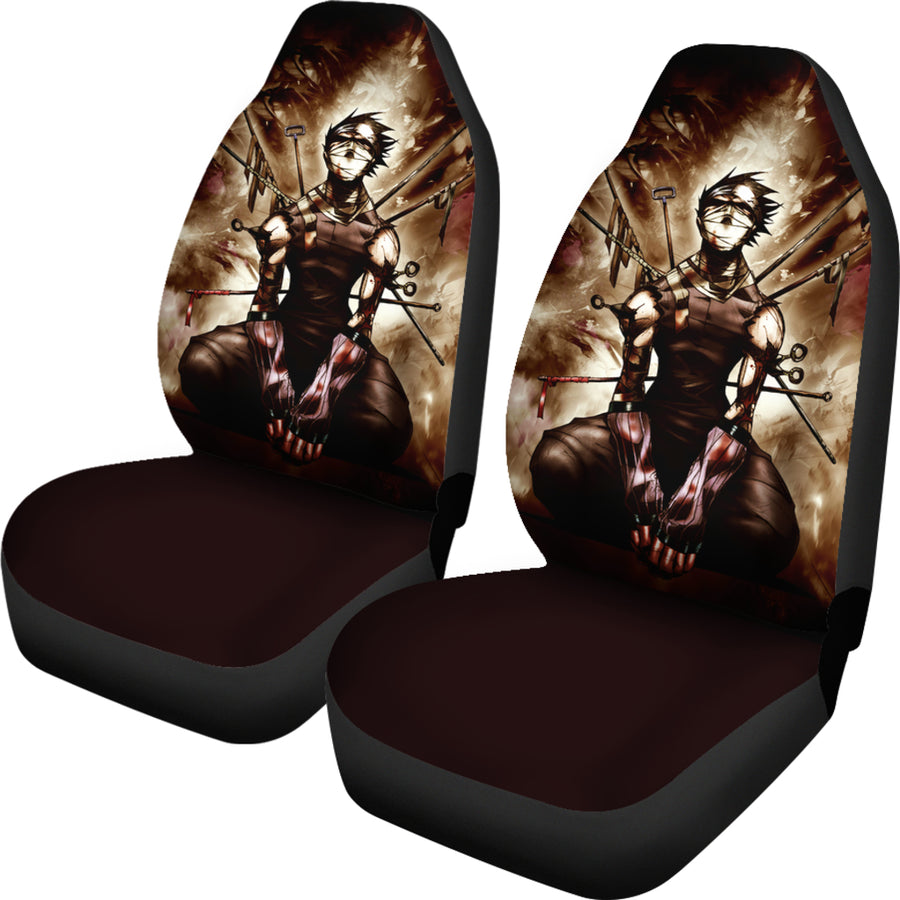 Zabuza Car Seat Covers