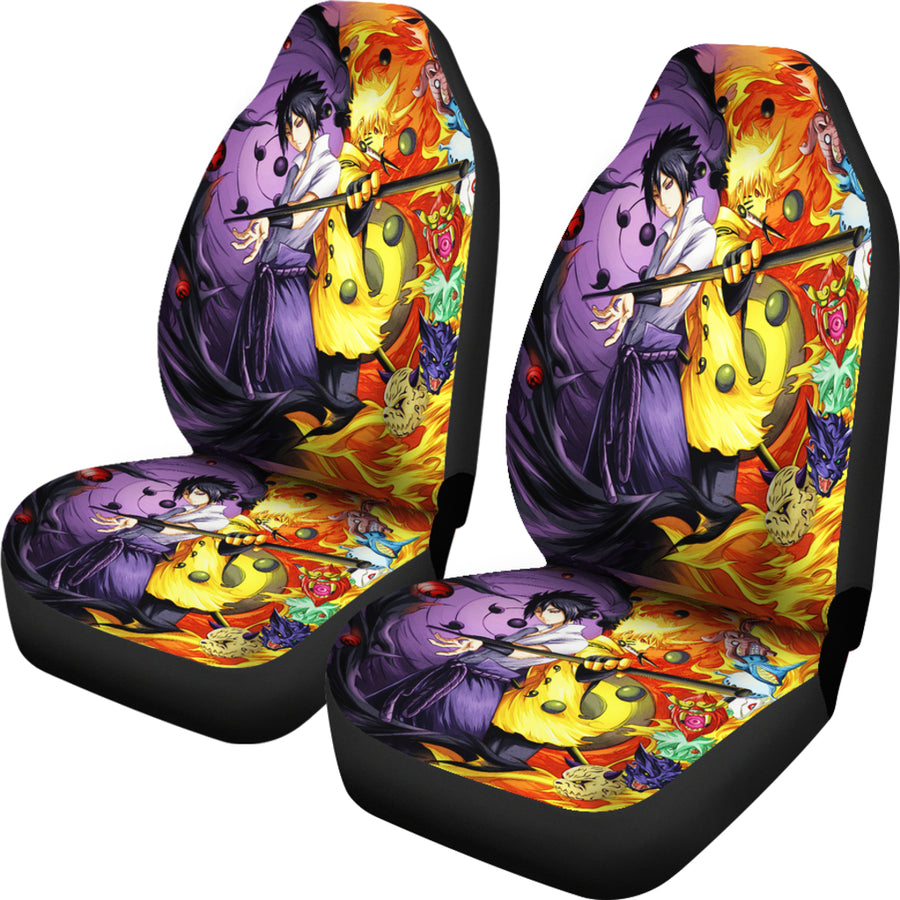 Naruto Car Seat Covers - Amazing Best Gift Idea