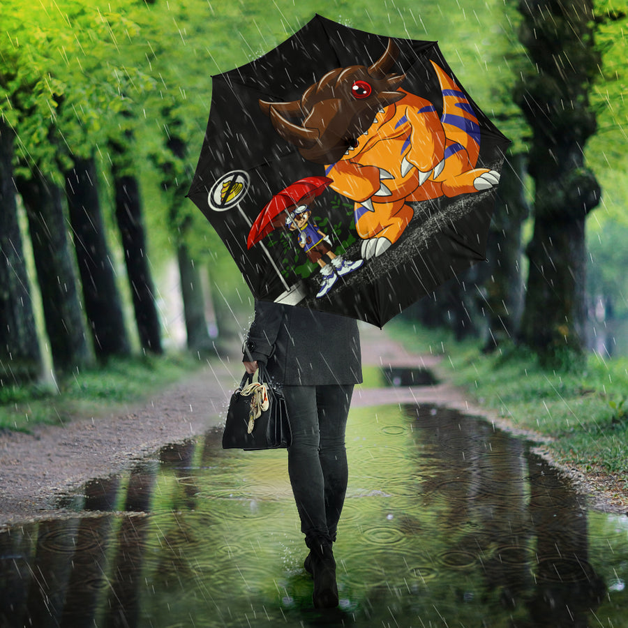 My Neighbor Digimon Umbrella