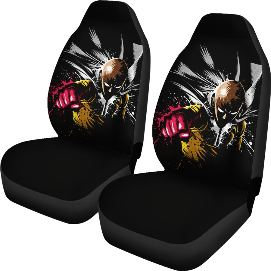 One Punch Man 2020 Car Seat Covers - Amazing Best Gift Idea