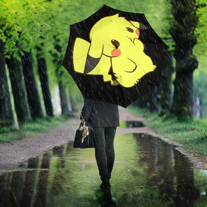 Pikachu Cute Pokemon Umbrella
