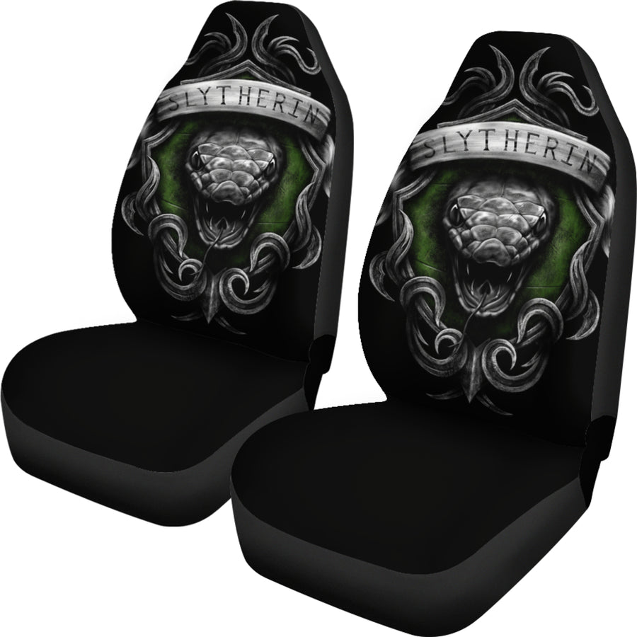 Slytherin Car Seat Covers