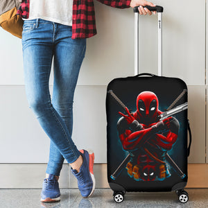 Deadpool Luggage Covers - 99Shirt