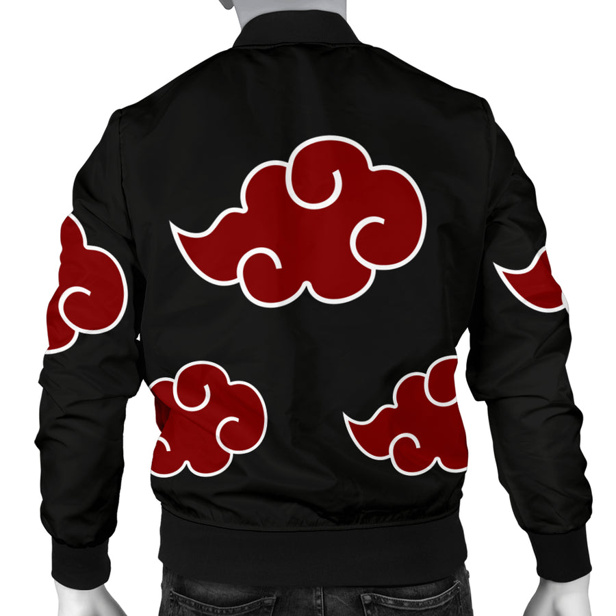Akatsuki Men's Bomber Jacket