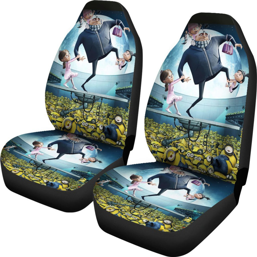 Despicable Me 2020 Seat Covers