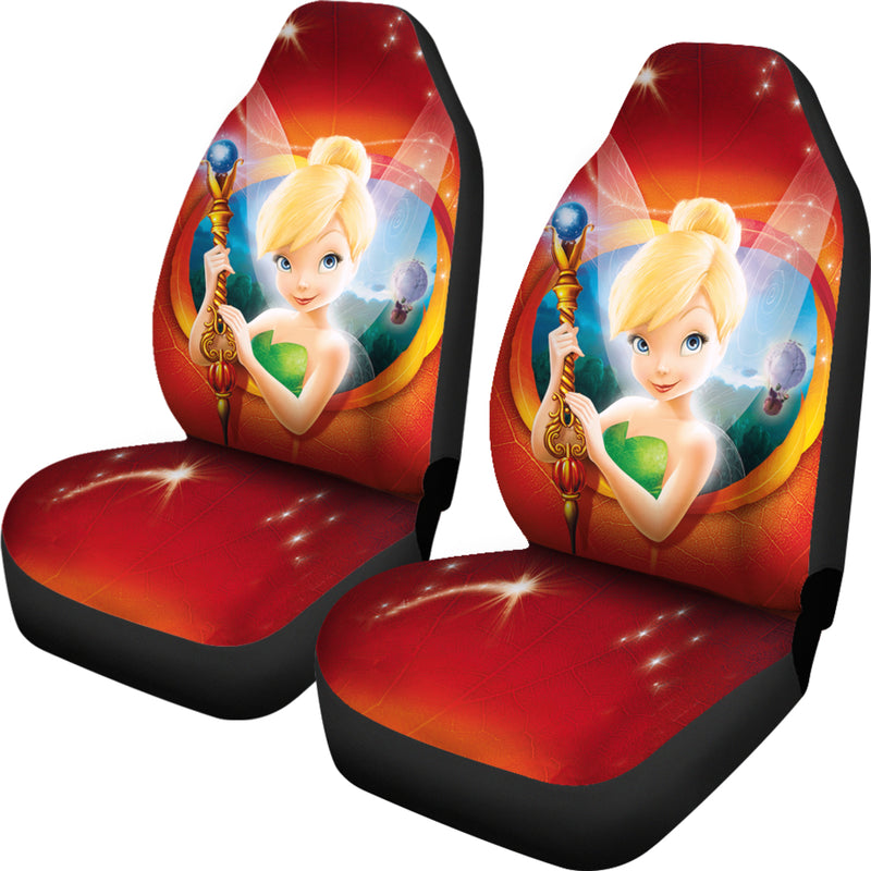 Pleasant Tinkerbell Car Seat Covers Pabps2019 Chair Design Images Pabps2019Com
