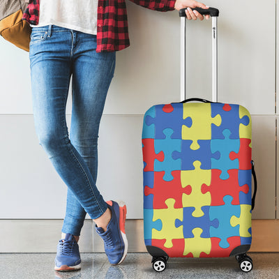 Autism Luggage Covers