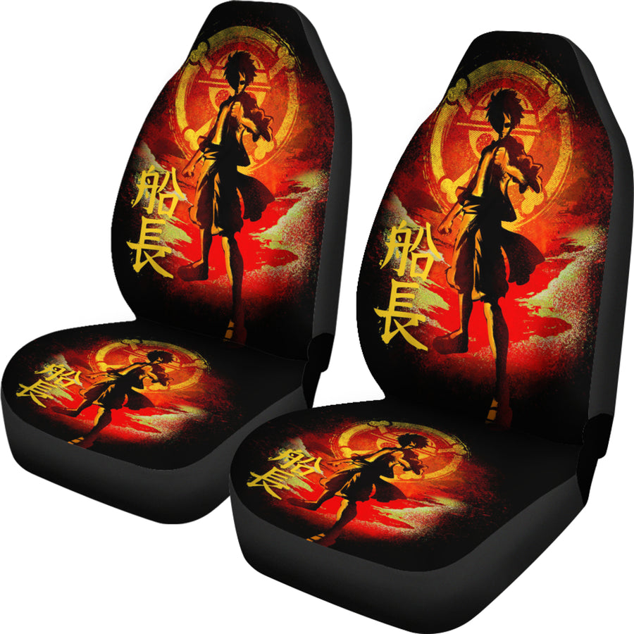 Luffy One Piece 2020 Car Seat Covers - Amazing Best Gift Idea