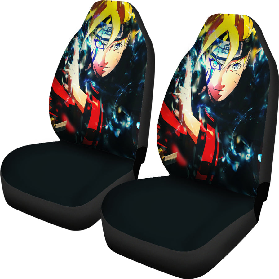 Boruto The Next Generation Car Seat Covers