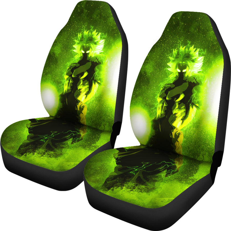 Broly legendary super saiyan Car Seat Covers