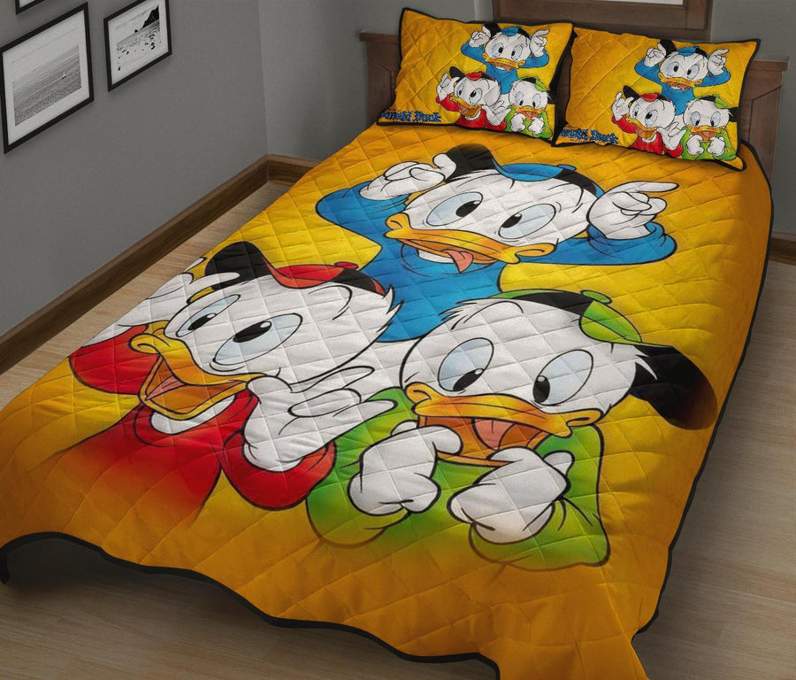 Donald Duck Kid Quilt Bed Sets
