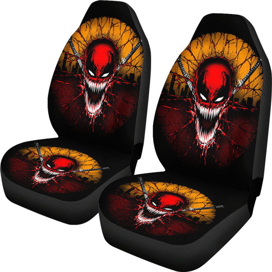 Venom Pool Car Seat Covers
