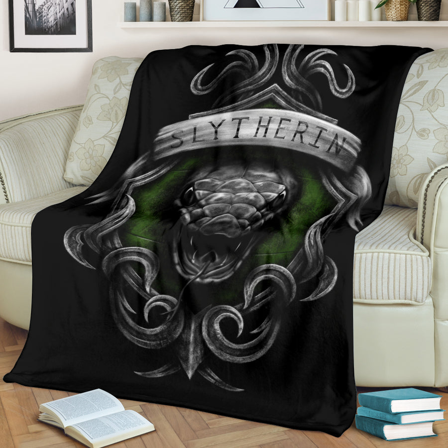 Slytherin Premium Blanket