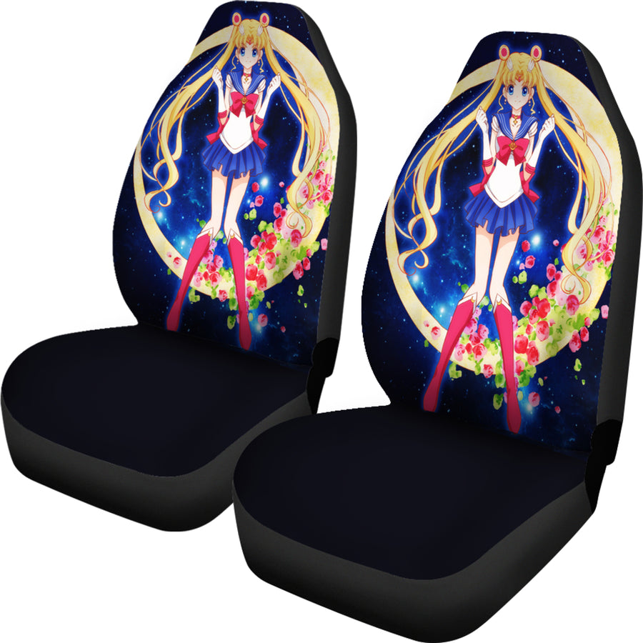 Sailor Moon Car Seat Covers 1 - Amazing Best Gift Idea