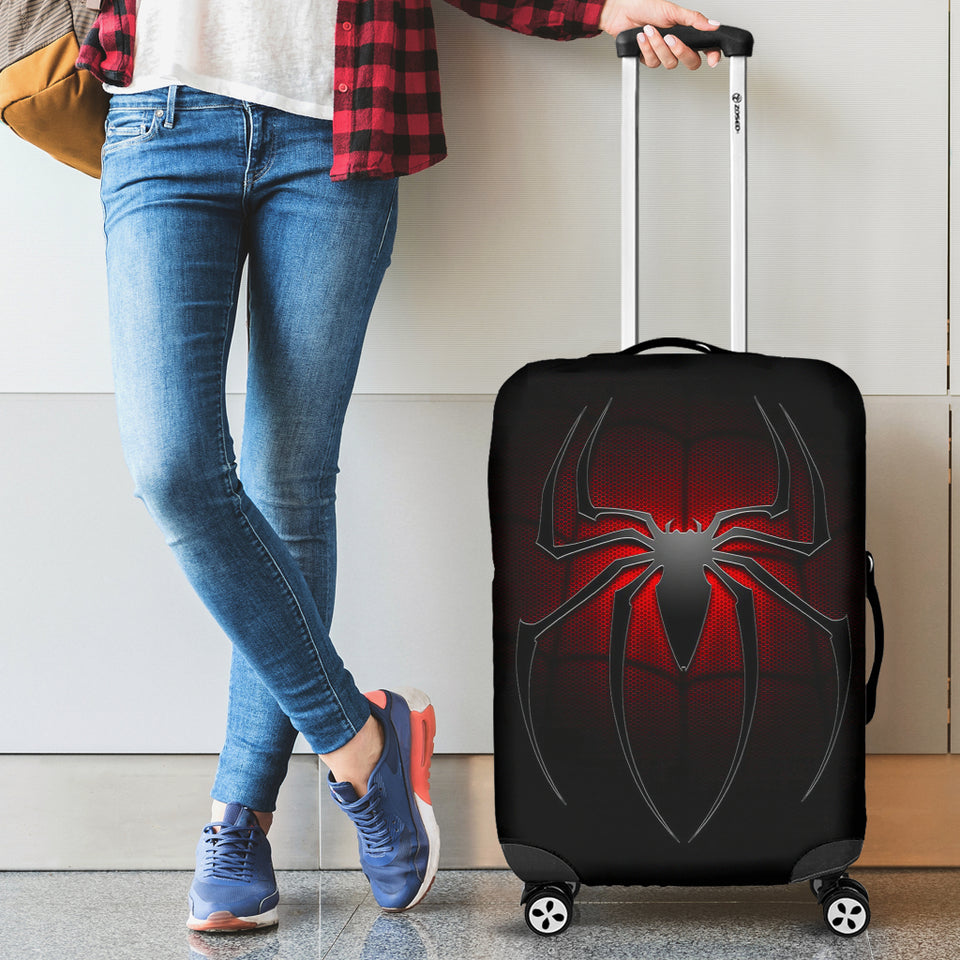 Spider Man Luggage Covers